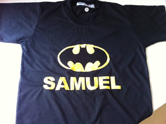 Camiseta Adulto - Super Her�i