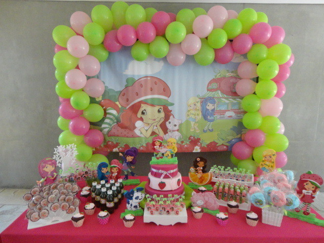 Decora��o Moranguinho New