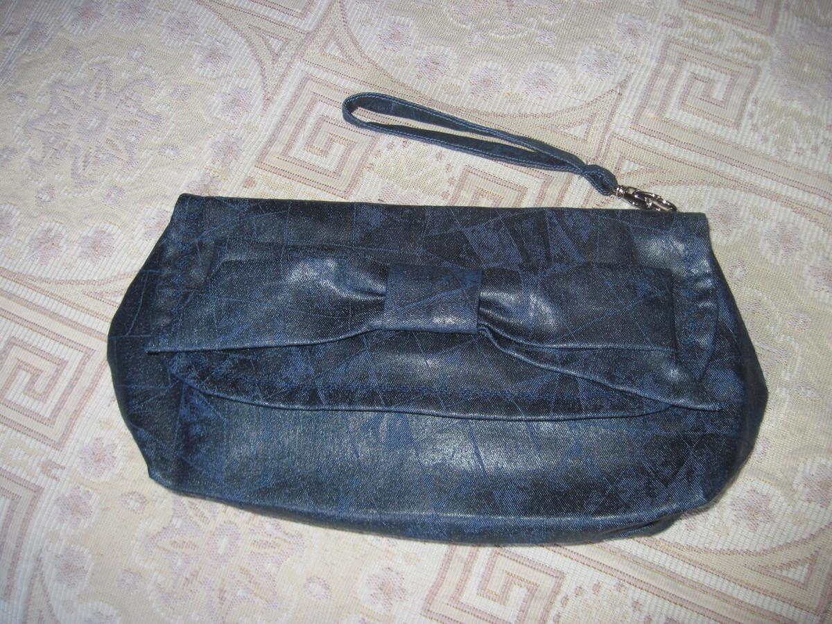 Bolsa De Mão Clutch :