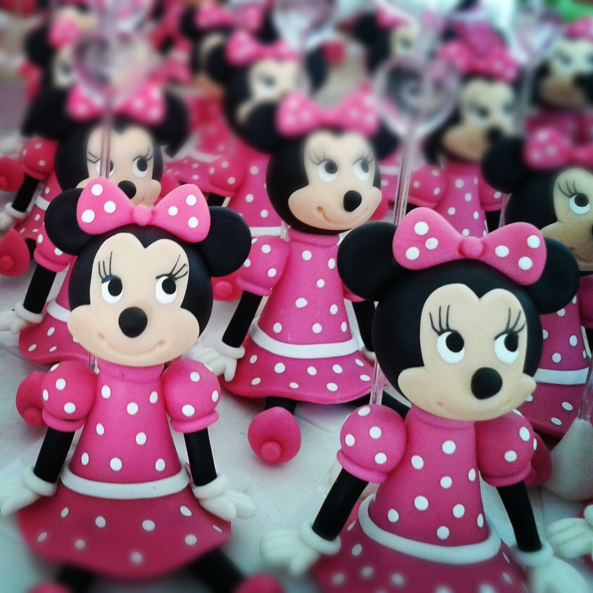 Minnie - porta recado