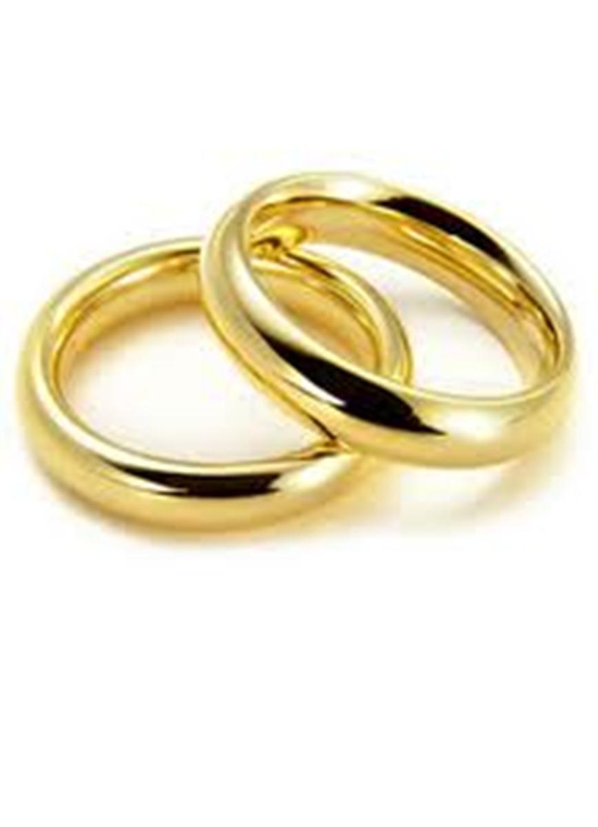 Matrimonio Catolico Tradicional : Alianças lily jÓias elo