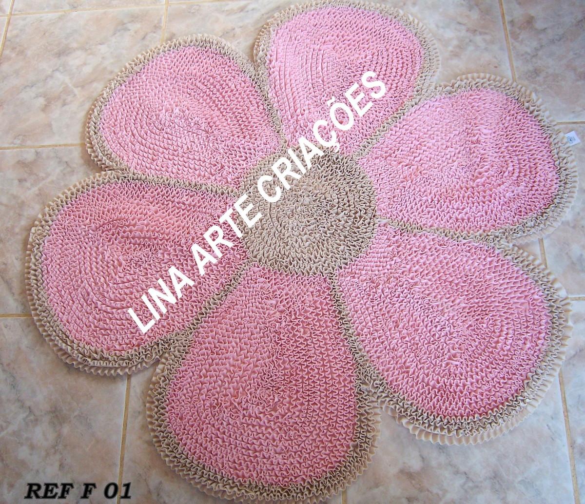 tapete flor rosa e creme lina arte cria es elo7. Black Bedroom Furniture Sets. Home Design Ideas