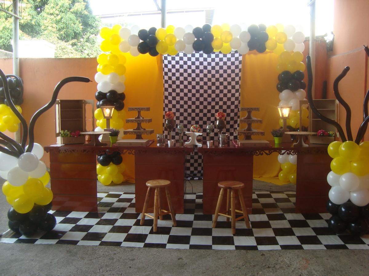 decoracao boteco festa:Festa Boteco!
