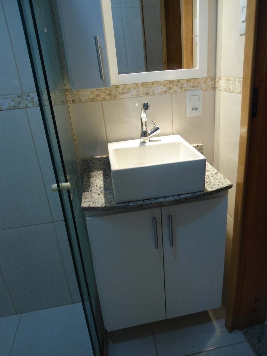 Armário de banheiro  LeandroGPmóveis  Elo7 # Armario De Banheiro Aura