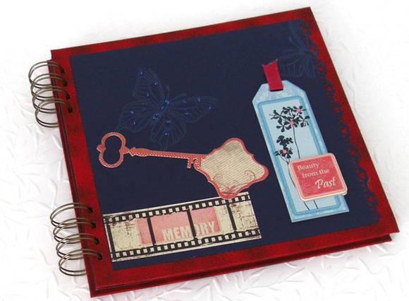 Lbum beautiful p ginas decoradas no elo7 talento for Paginas decoradas