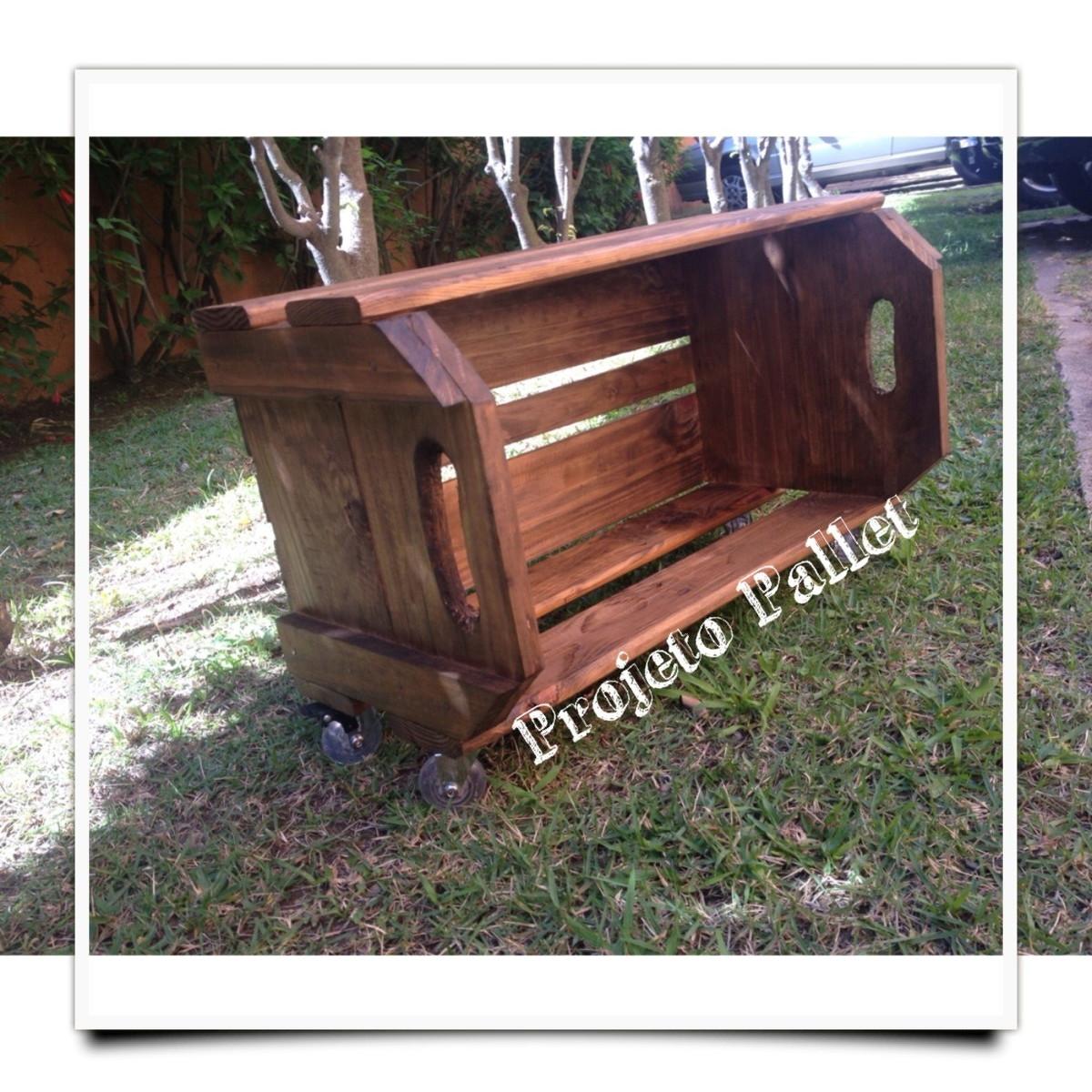 caixote de madeira com rodizios caixote de madeira com rodizios #8B4D40 1200x1200
