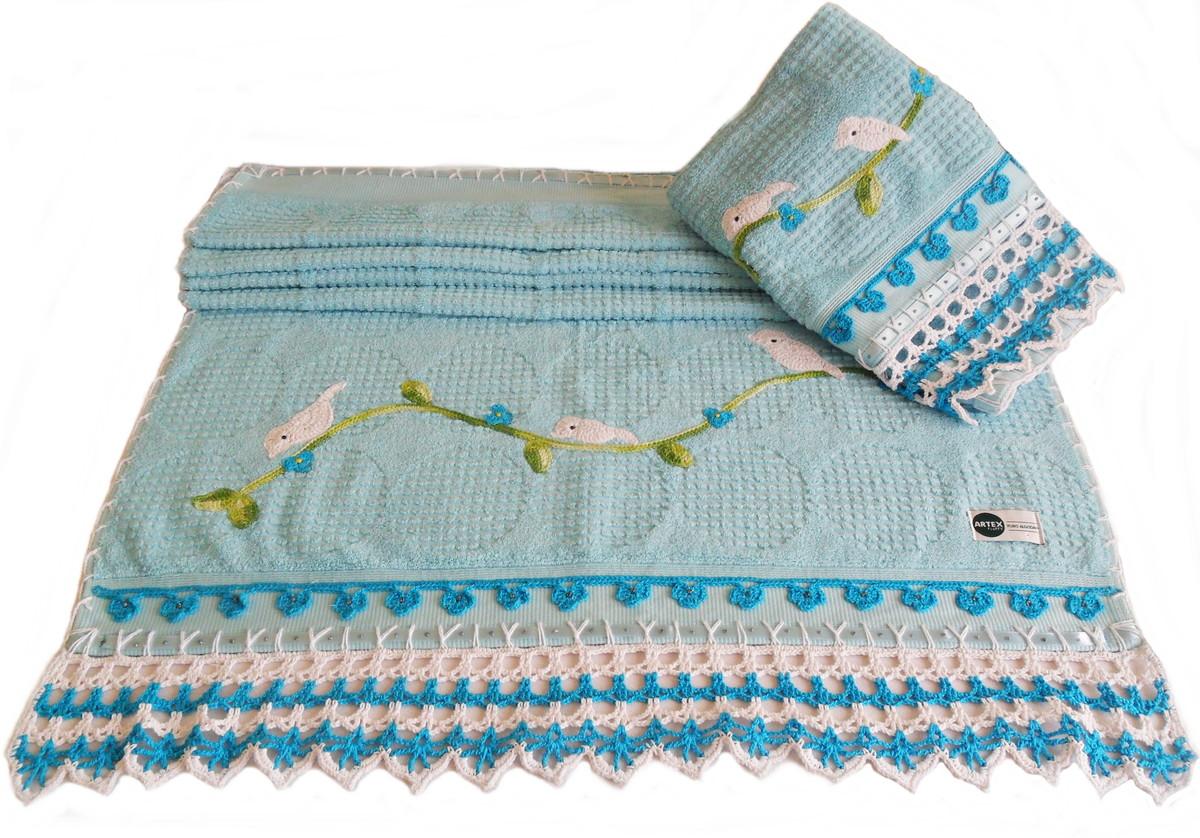 passarinho azul passaro jogo banheiro luxo completo pecas tapete #2387A8 1200 838