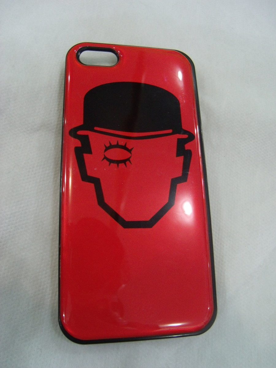 Case Iphone 5 Laranja Mec�nica