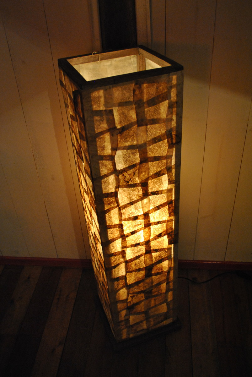 de chao coluna chandelier luminaria de chao coluna juta luminaria de ...