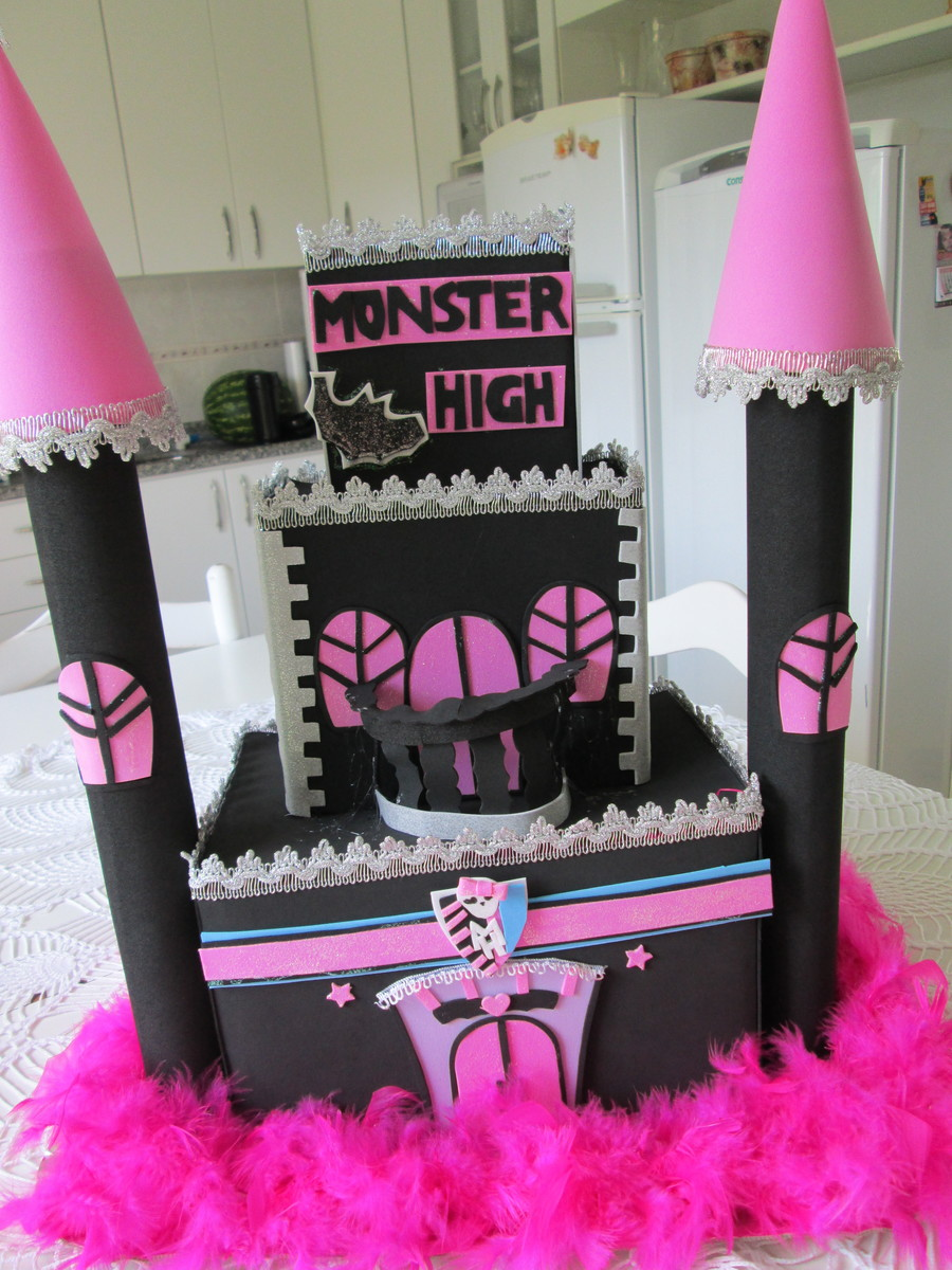 Castelo Monster High