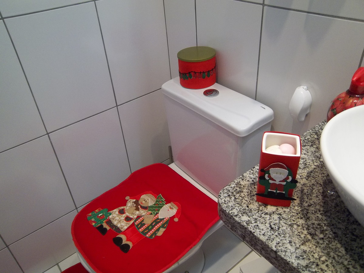 decoracao do lavabo:lavabo decoracao natal decoracao de natal lavabo saboneteira decoracao