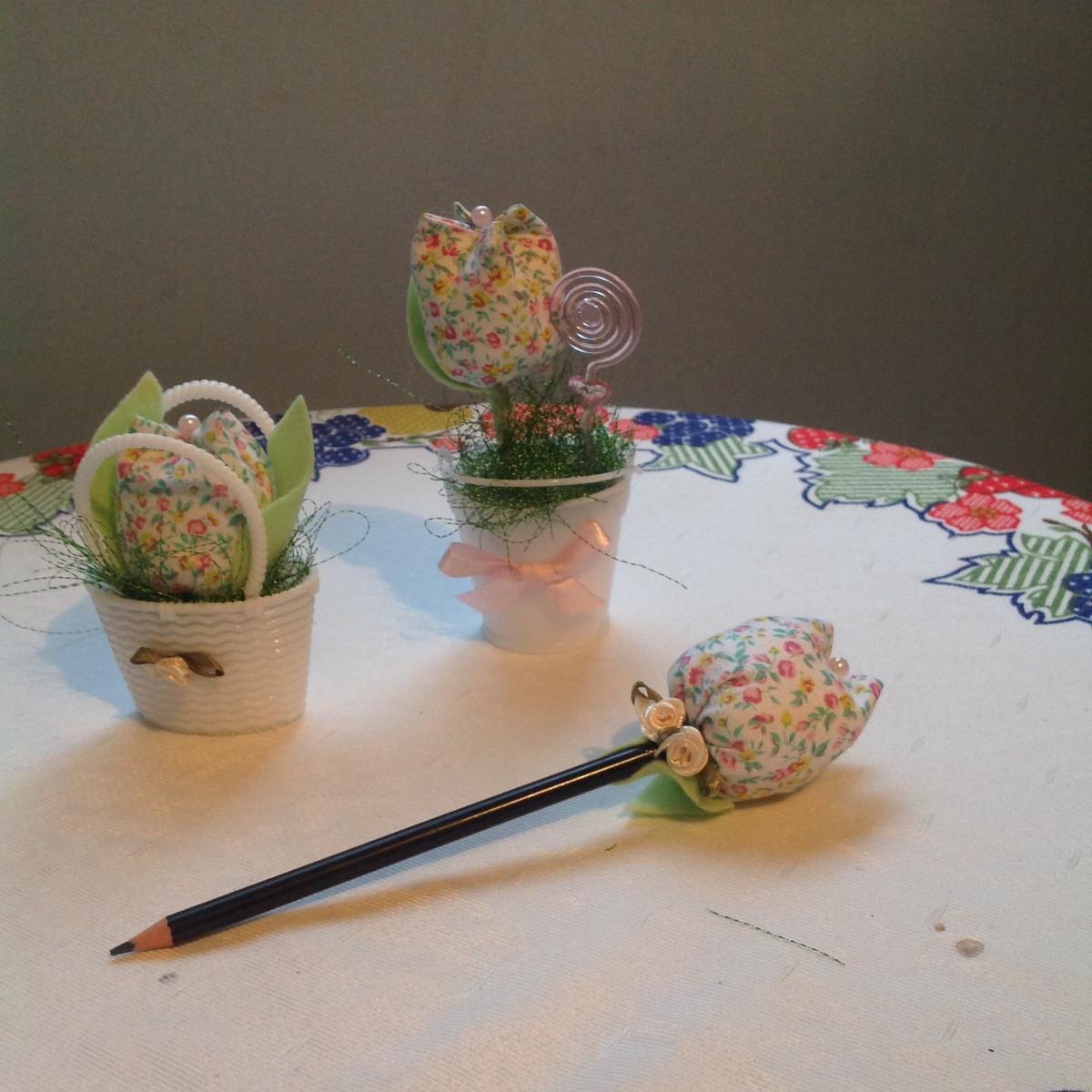 kit jardim encantado provencal tulipa 15 anos lembrancinhas kit jardim