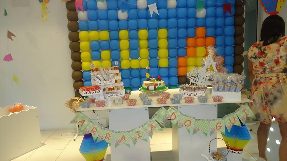 decoracao alternativa para festa junina: Festas > Decoração de Festa Infantil > Decoração Festa Junina