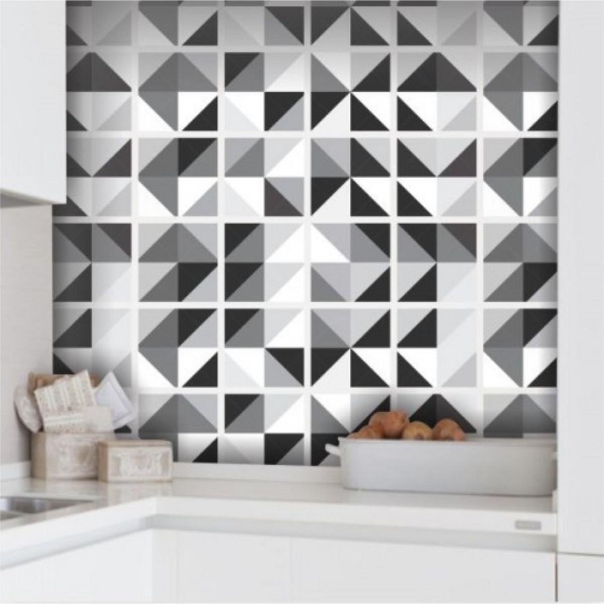 adesivos para azulejos 442 azulejos adesivos para azulejos 442 adesivo  #835E48 1200x1200 Azulejo Vinilico Banheiro