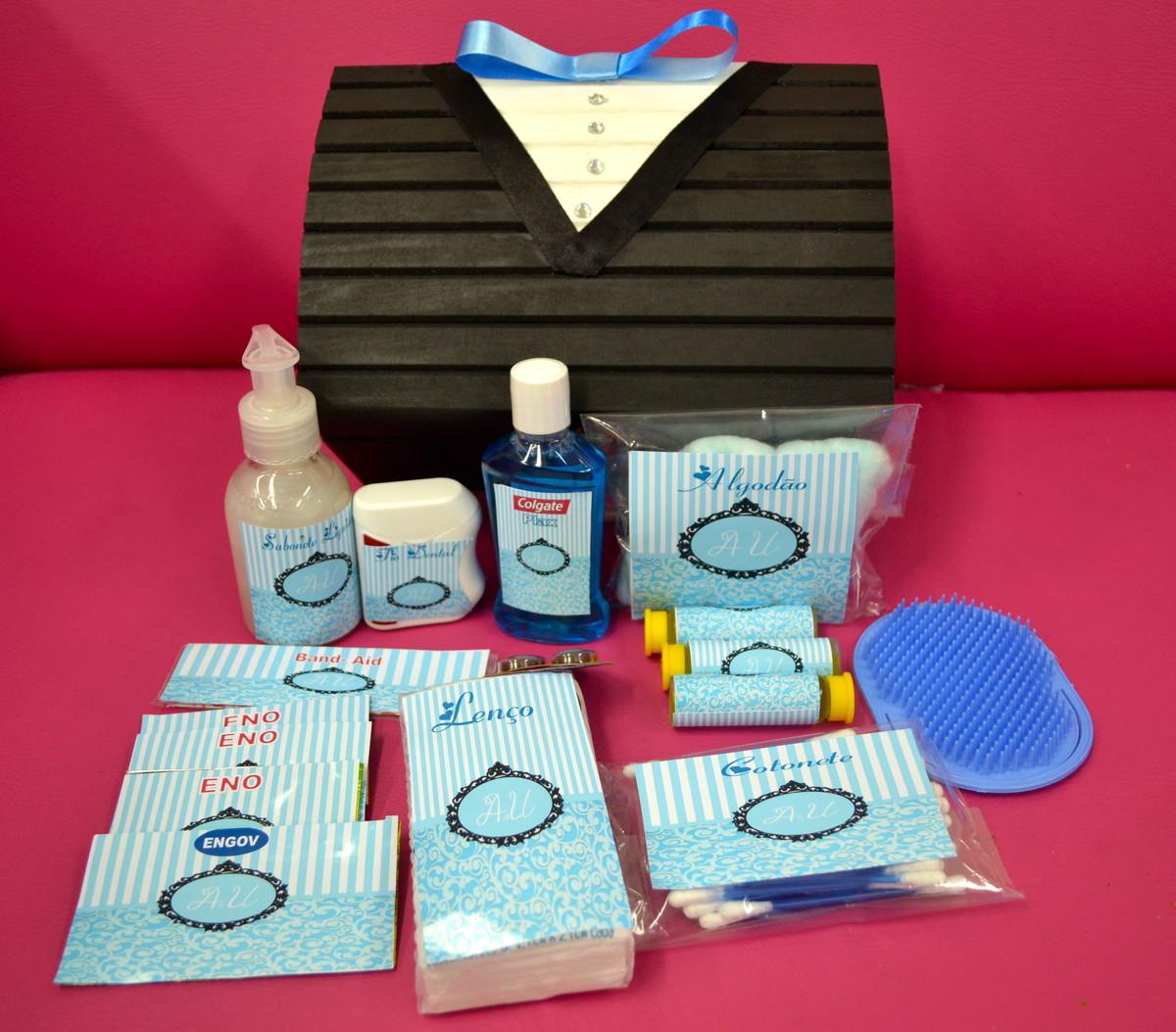 kit decoracao banheiro: decoracao lembranca presente kit banheiro feminino ou masculino kit