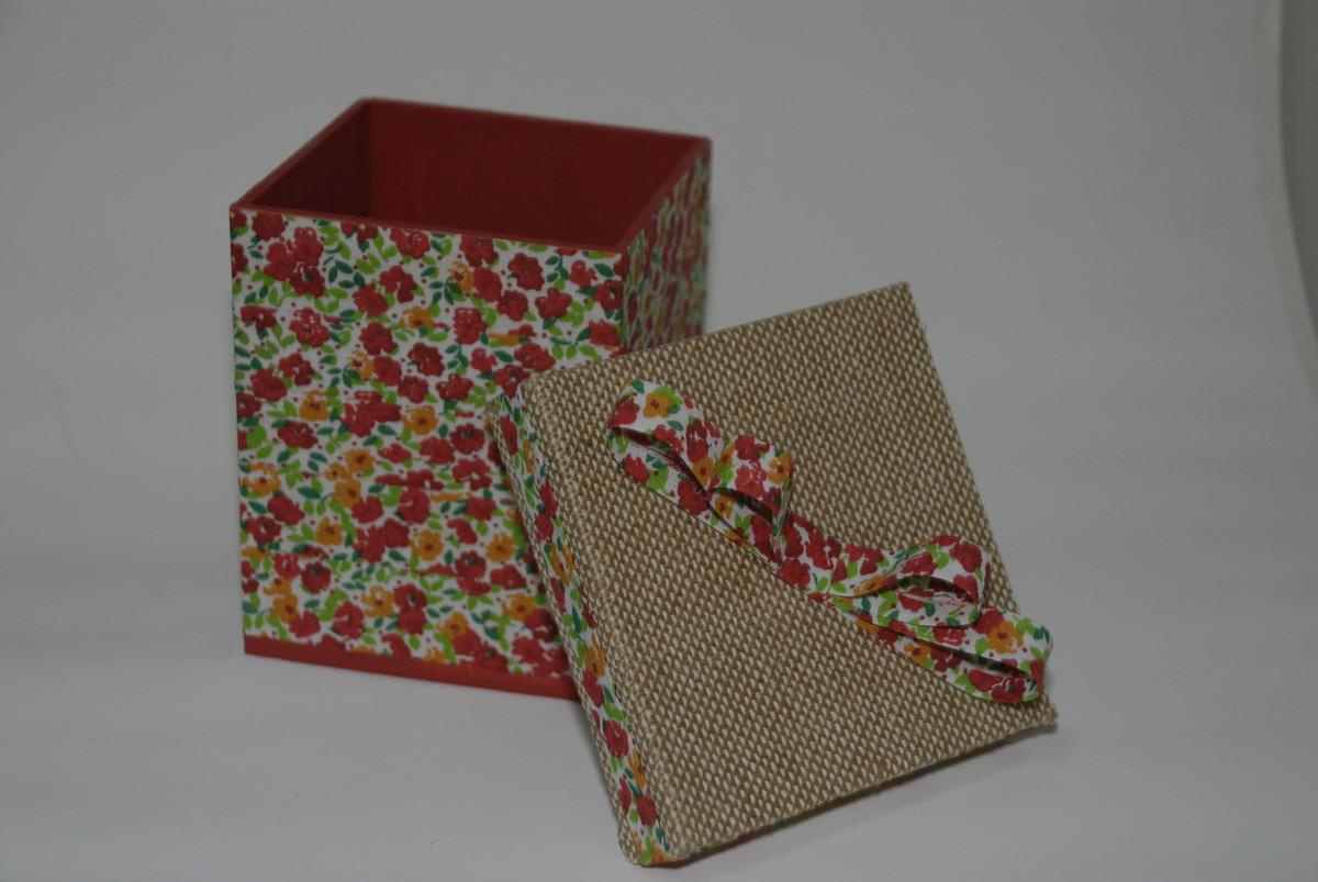 caixa em mdf revestida de tecido laco caixa em mdf revestida de tecido  #44271C 1200x803