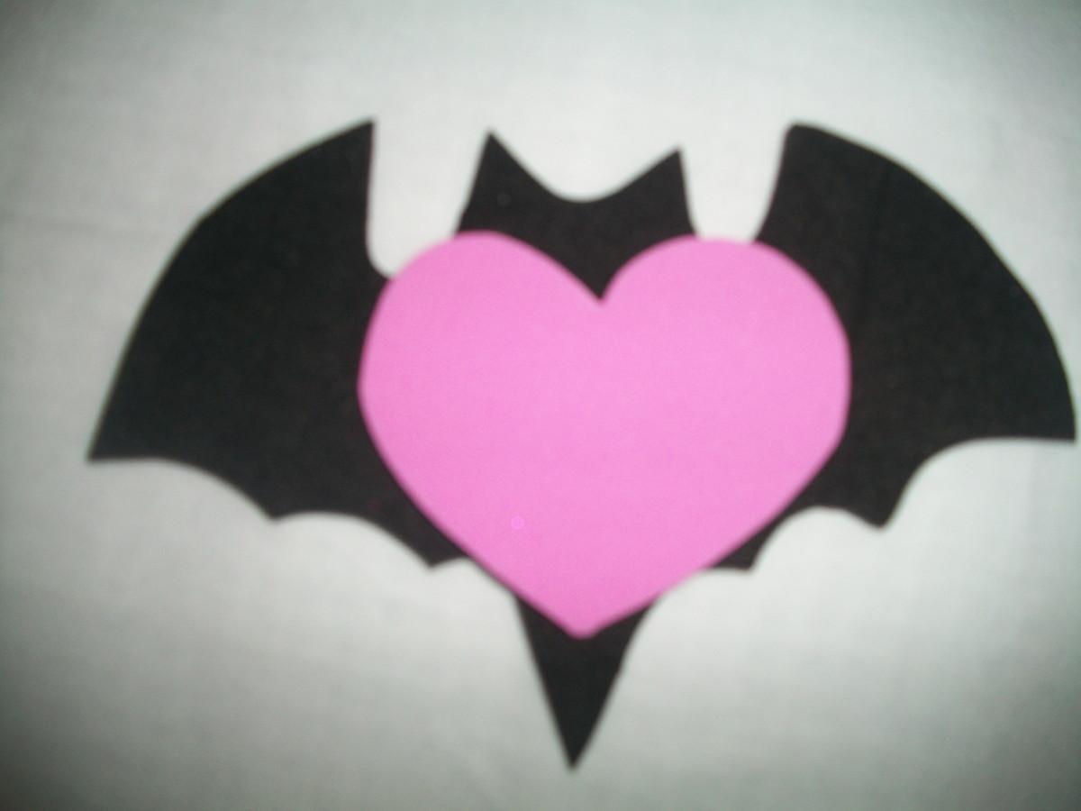 Festas > Decoração de Festa Infantil > Morcego Monster High