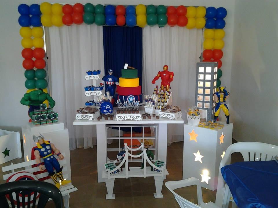 decoracao festa wolverine : decoracao festa wolverine:Início > Aniversário e Festas > Decoração de Festa Infantil