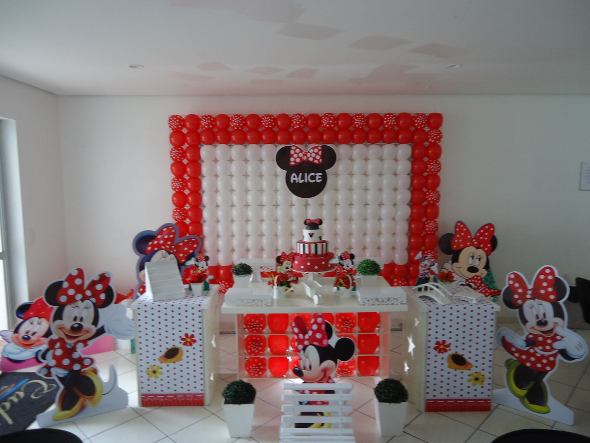 decoracao minnie vermelha decoracao minnie decoracao minnie vermelha