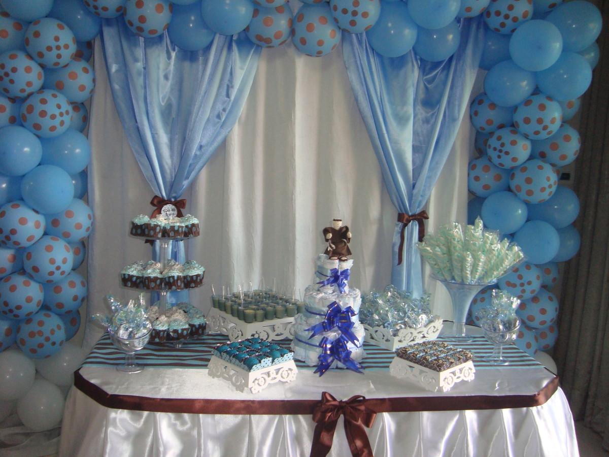 decoracao-marron-e-azul-cha-de-bebe-decoracao-de-cha-de-bebe