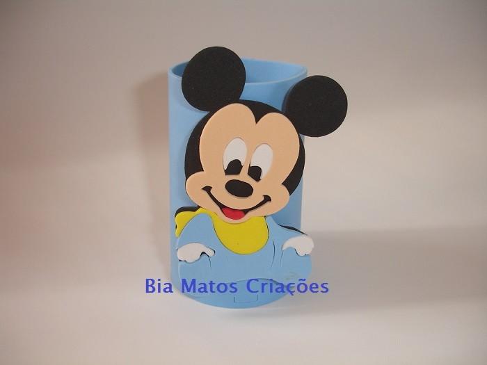 Centro de Mesa Mickey Baby | Elo7