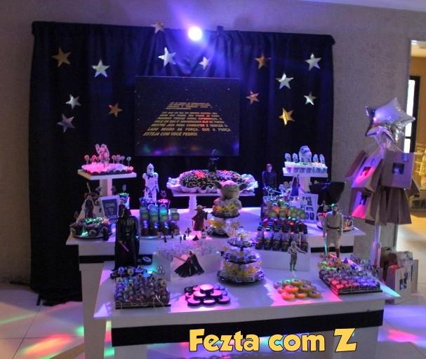 Festa Star Wars  Luana Tavares atelier  Elo7