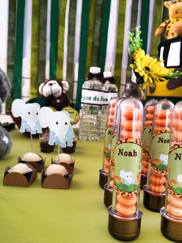 decoracao festa safari: Festas > Festa Safari > Decoração De Festa Infantil- Safari