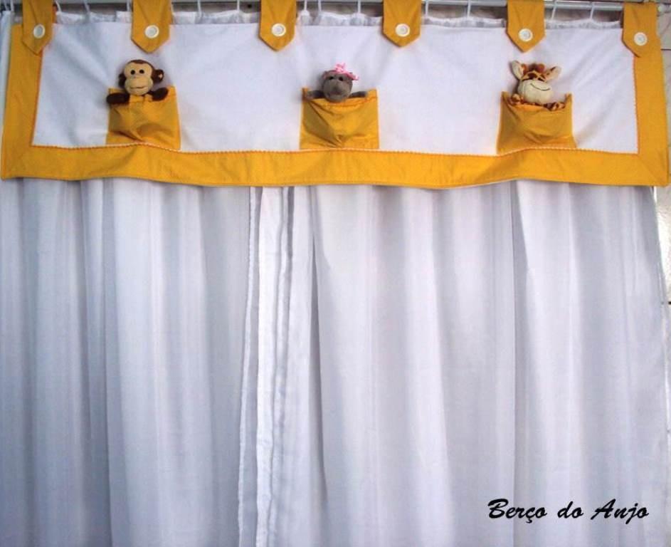 Cortina quarto amarela obtenha uma cole o - Cortinas infantiles barcelona ...