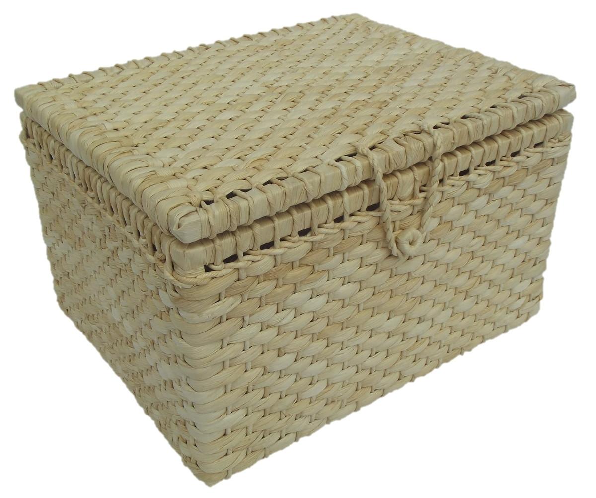 cesto bau grande tecido fechado 42x32x2 cesto cesto bau grande tecido  #5D4D33 1200x1002
