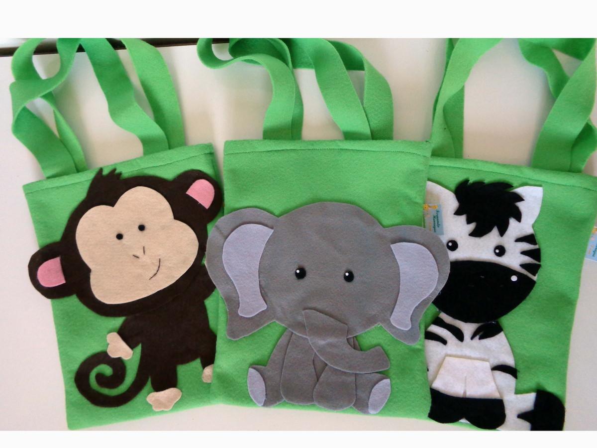 sacola surpresa safari festa tema safari sacola surpresa safari festa