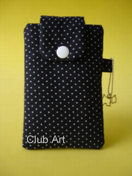 Capa para celular ou iphone- Black