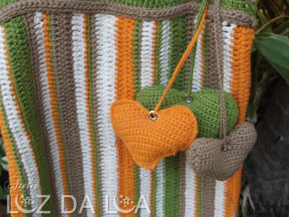 Bolsa De Mao Em Croche : Bolsa em croch? ateli? luz da lua elo
