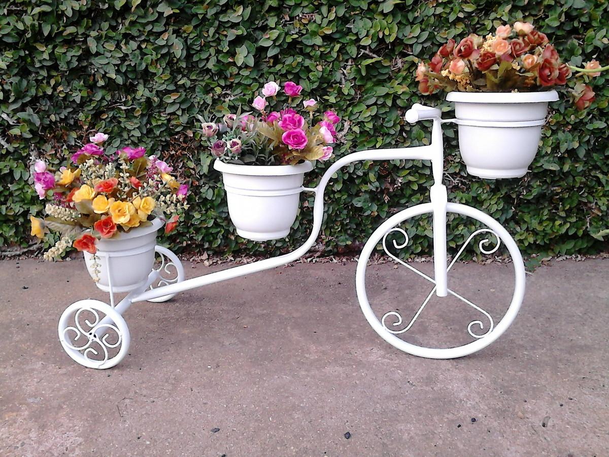 enfeite jardim bicicleta:bicicleta decoracao bicicleta jardim bicicleta ferro bicicleta