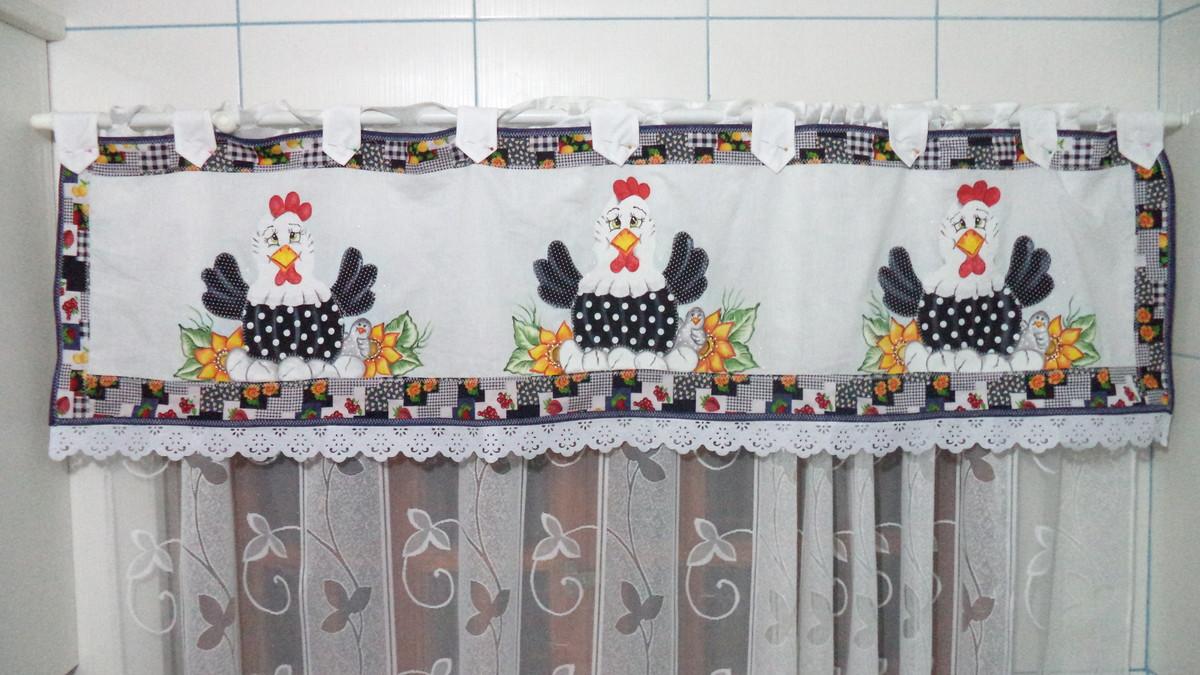 bando p cortina de cozinha galinha ovos bando p cortina de cozinha