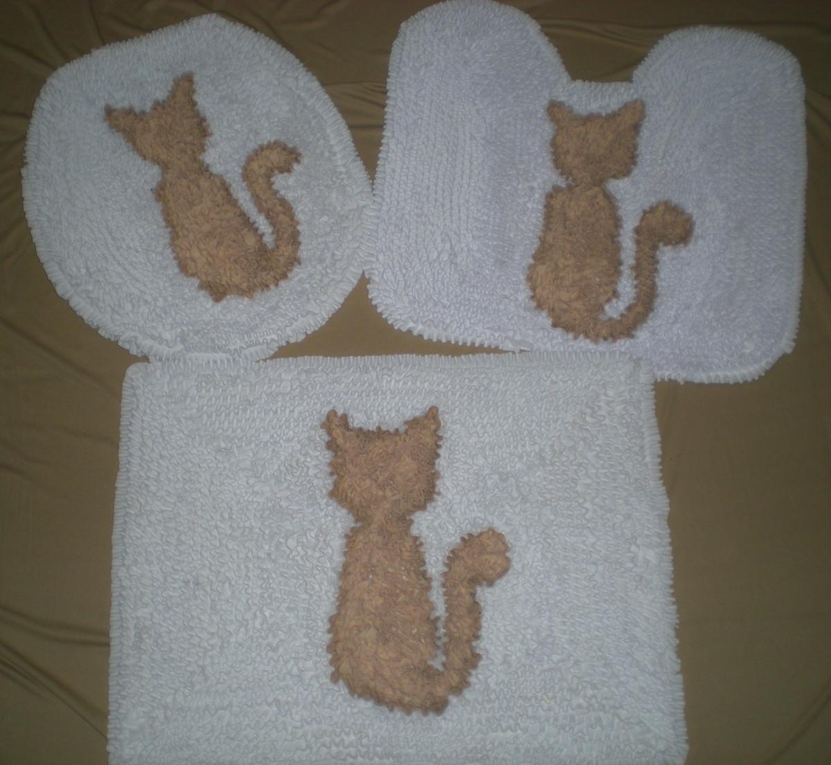 de tapetes para banheiro banheiro conjunto de tapetes para banheiro #49412D 1200 1104
