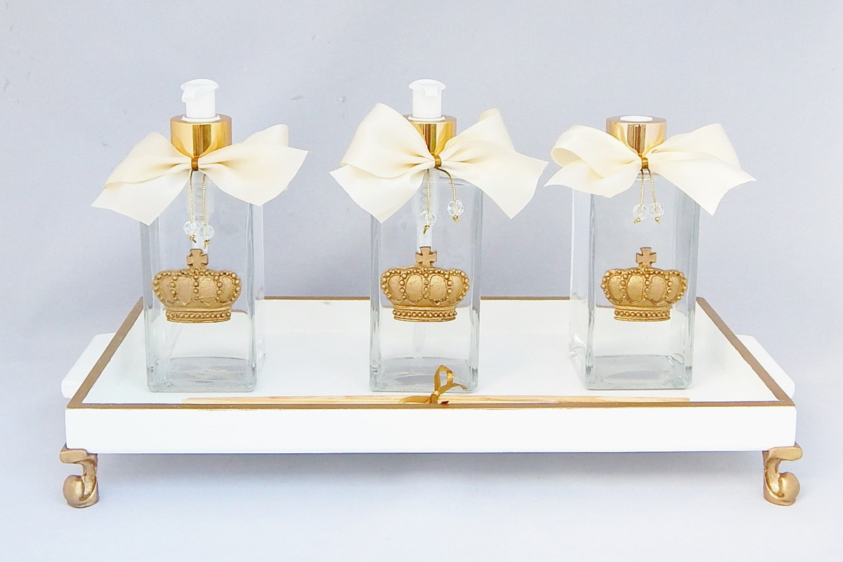 kit lavabo classic coroa ateli pati arte for babies. Black Bedroom Furniture Sets. Home Design Ideas
