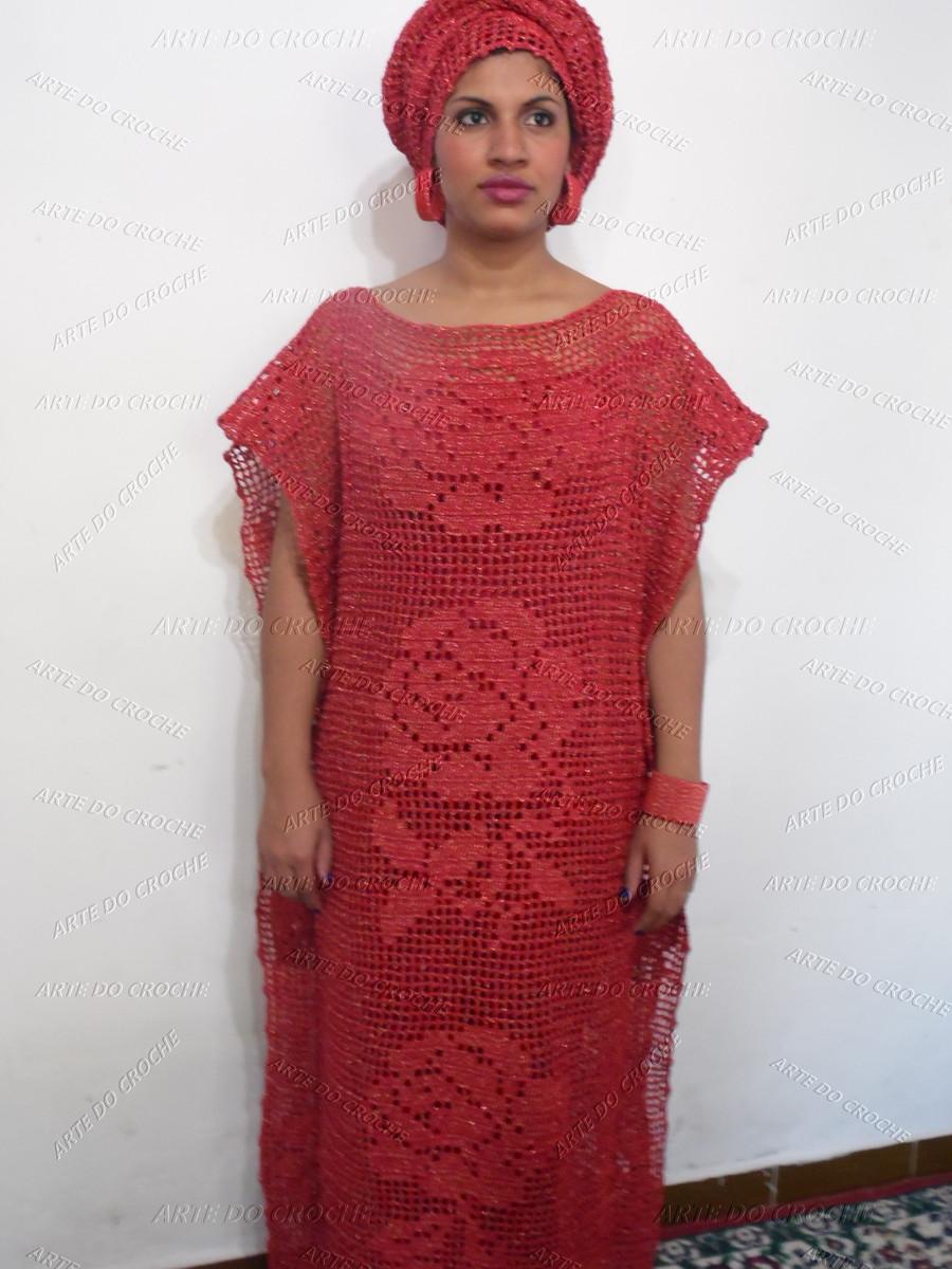 conjunto alaka vermelho com fio ouro roupas em croche conjunto alaka