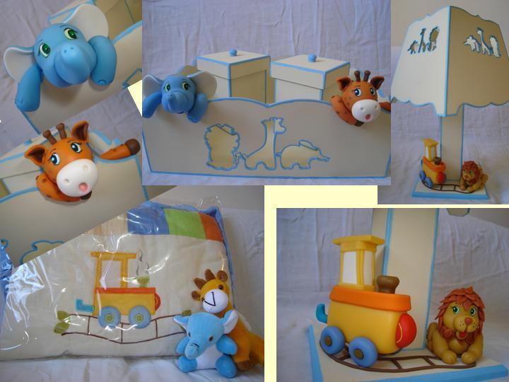 Decoração de quarto de bebê!  PATHY BISCUIT  Elo7
