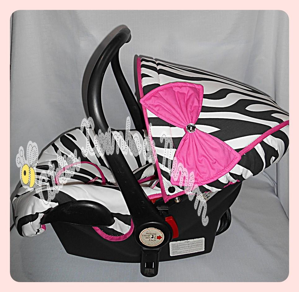 Kit beb conforto kiddo total comfort atelier xeirinho for Sillas para carro kiddo