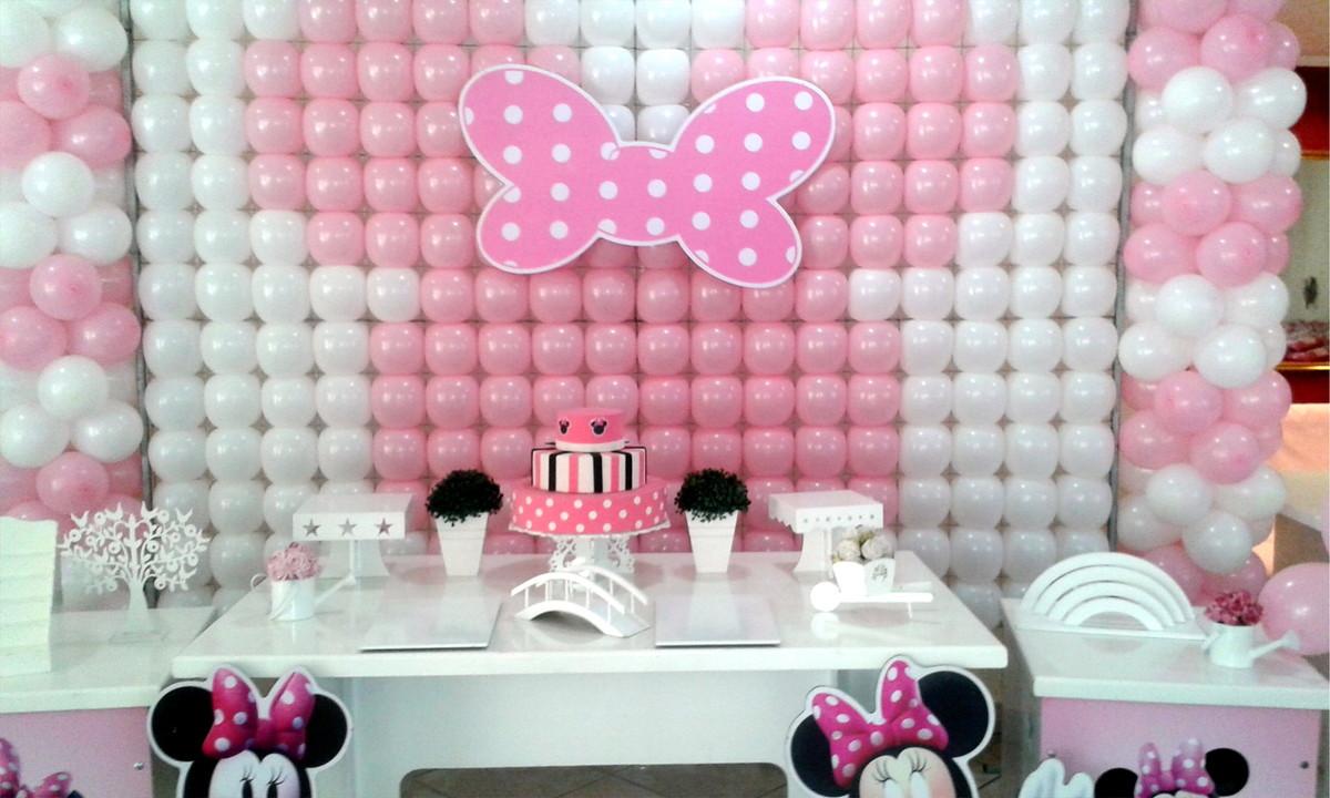decoracao festa minnie rosa : decoracao festa minnie rosa: minnie rosa para locacao decoracao decoracao clean minnie rosa para