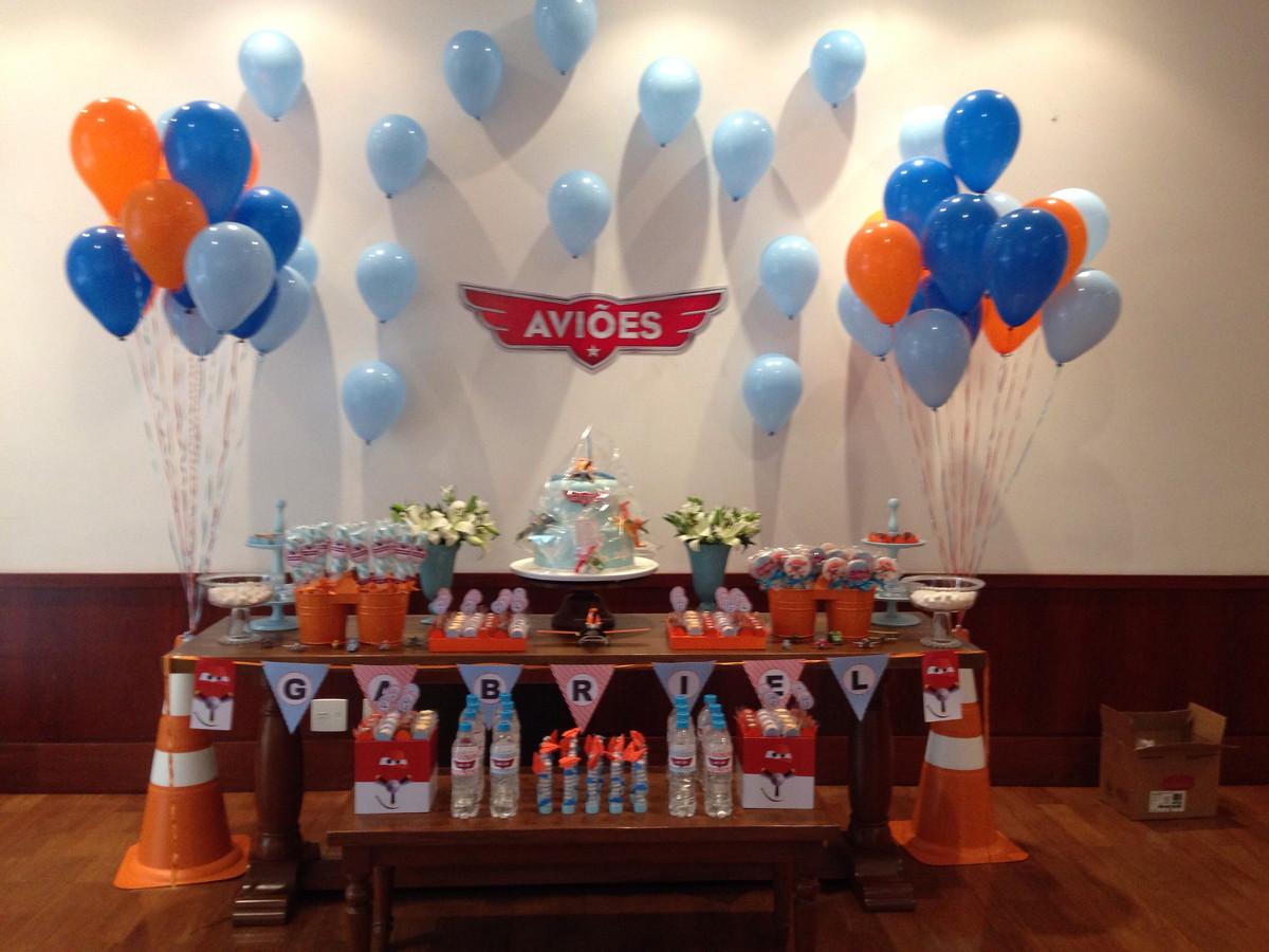 Mesa decorada avi es disney felicit festa elo7 - Mesas infantiles disney ...