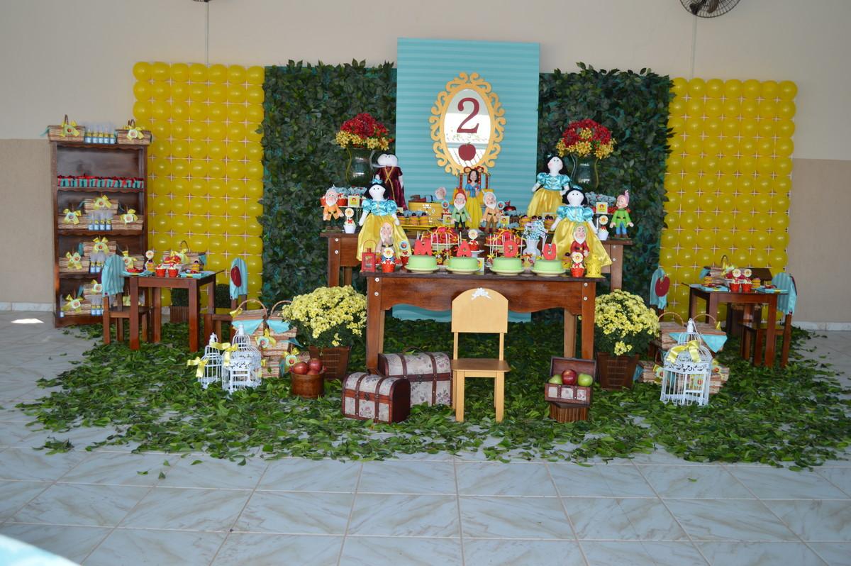 decoracao festa rustica:decoracao-branca-de-neve-linda-festa-rustica-estilo-floresta