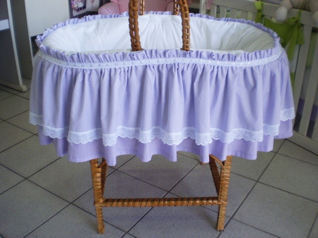 Kit cesto de vime menina cvf 009 no elo7 atelier do beb - Cesto para mantas ...