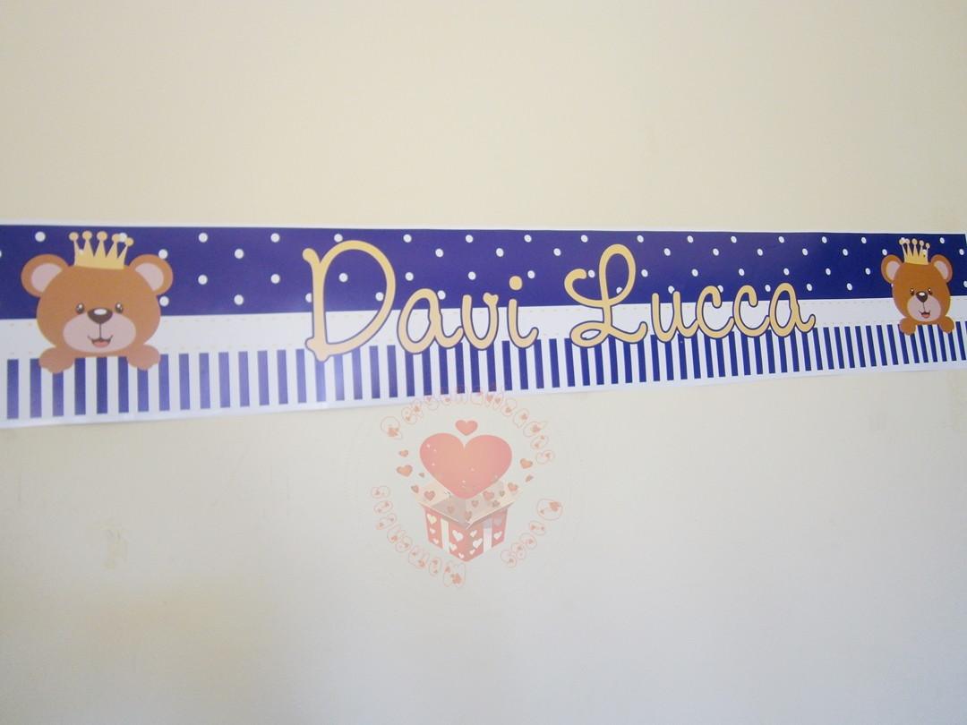 Faixa De Adesivo Para Quarto De Bebe ~ faixa de quarto adesivo ursinho faixa de quarto adesivo boneca