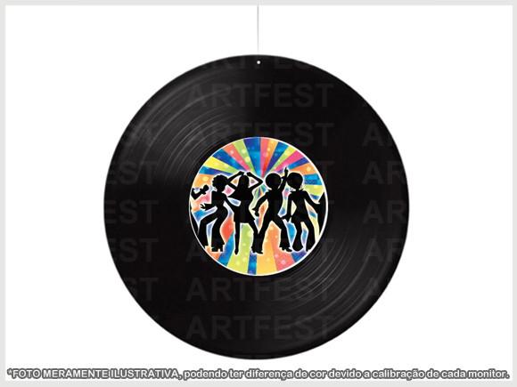 DISCO VINIL LP DECORA u00c7ÃO no Elo7 ARTFEST (453DB4) -> Decorar Com Discos De Vinil
