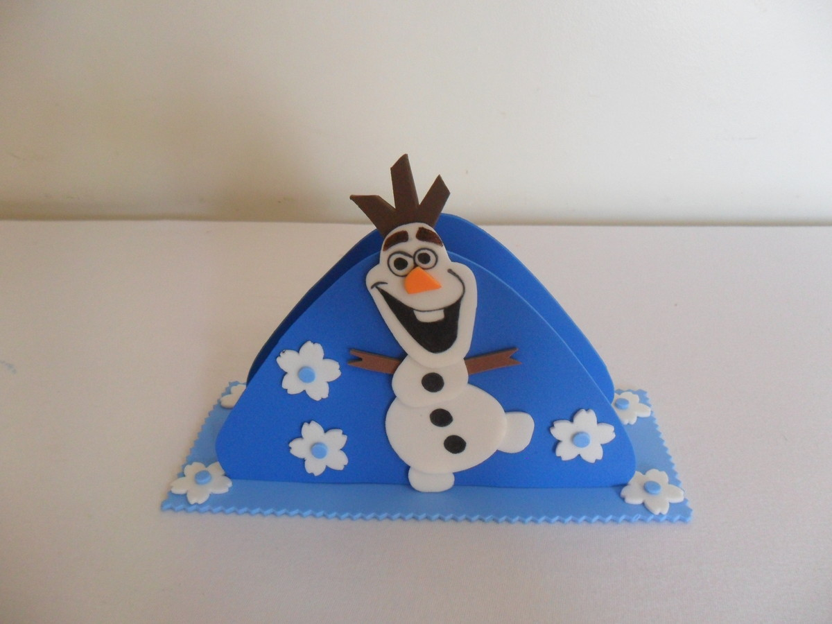 porta-guardanapo-eva-frozen-lembranca-frozen