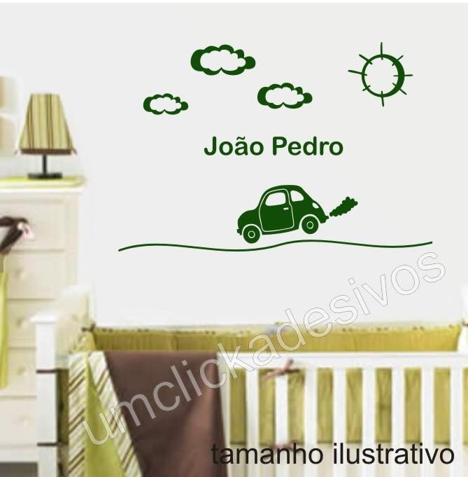 Adesivo Infantil carros 20 Um click adesivos Elo7 ~ Adesivo De Parede Quarto Infantil Carros