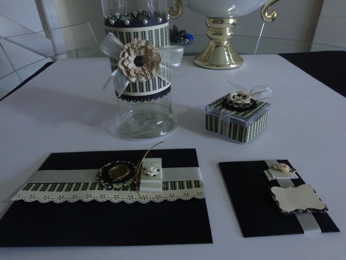 Enfeite De Kit ~ kit casamento L u00ea Garcia Papéis Elo7