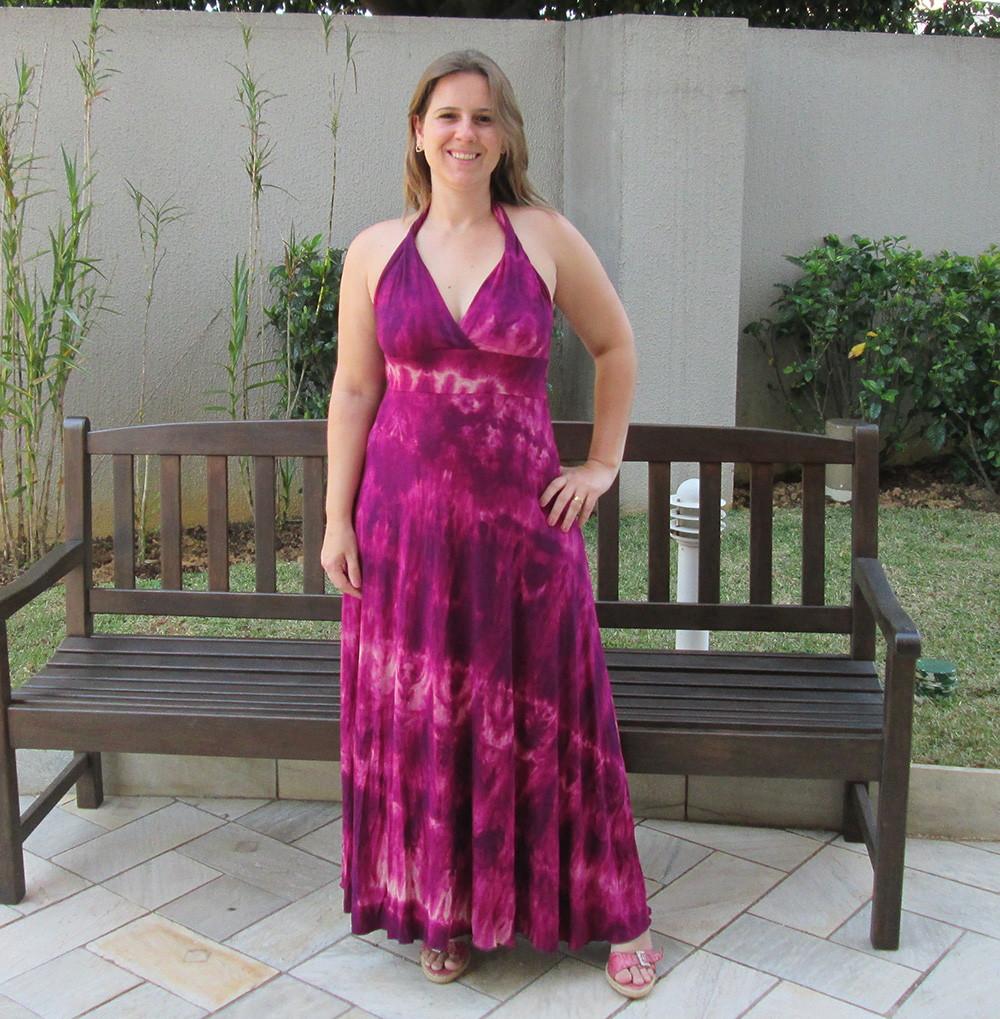 -rosa-roupa-mae-e-filha vestido-rosa-mae-e-filhas-iguais vestido-rosa ...