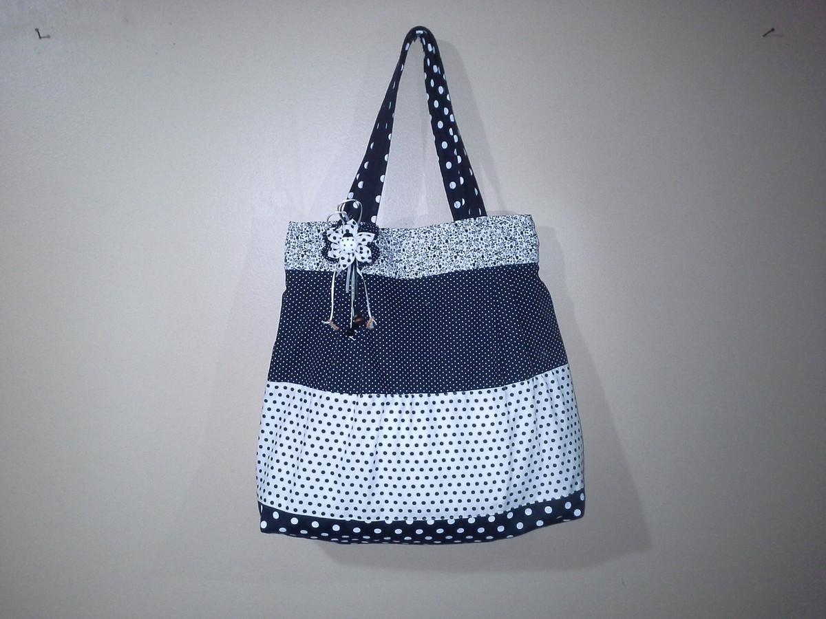 Bolsa De Tecido Linda : Bolsa de tecido artesanatos j?ka elo